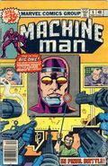 Machine Man (1978 1st Series) 9