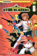 Star Blazers (1987 Comico) 4