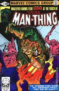 Man-Thing (1979 2nd Series) 3