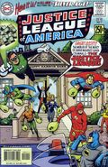 Silver Age Justice League of America (2000) 1