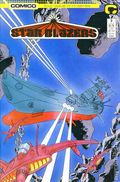Star Blazers (1987 Comico) 3