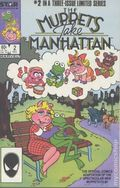 Muppets Take Manhattan (1984 Marvel/Star Comics) 2