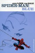 Spider-Man Blue HC (2003 Marvel) 1st Edition 1-1ST
