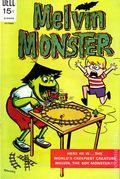 Melvin Monster (1965 Dell) 10