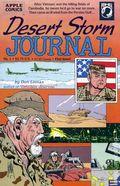 Desert Storm Journal (1991) 1A