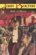 John Bolton Halls of Horror (1985) 1
