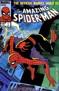 Official Marvel Index to Amazing Spider-Man (1985) 1