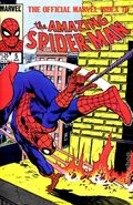 Official Marvel Index to Amazing Spider-Man (1985) 5