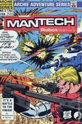 Mantech Robot Warriors (1984) 3