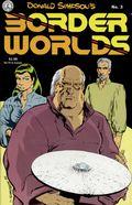 Border Worlds (1986 1st Series) 3