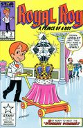Royal Roy (1985 Marvel/Star Comics) 2