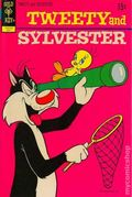 Tweety and Sylvester (1963 Gold Key) 25