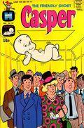 Casper the Friendly Ghost (1958 3rd Series Harvey) 137