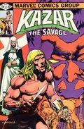 Ka-Zar the Savage (1981 Marvel) 11
