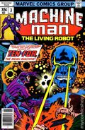 Machine Man (1978 1st Series) 3