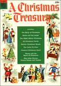 Dell Giant Christmas Treasury (1954 Dell) 1