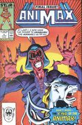 Animax (1986 Marvel/Star Comics) 4