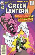 Silver Age Green Lantern (2000) 1