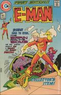 E-Man (1973 Charlton) 1