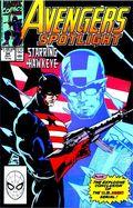 Avengers Spotlight (1989-1991 Marvel) 34