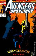 Avengers Spotlight (1989-1991 Marvel) 39