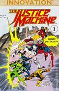 Justice Machine Summer Spectacular (1990) 1