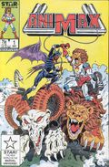 Animax (1986 Marvel/Star Comics) 1