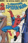 Official Marvel Index to Amazing Spider-Man (1985) 2