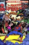 Official Marvel Index to Amazing Spider-Man (1985) 4