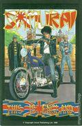 Samurai (1986 1st Series Aircel) 4