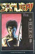 Samurai (1986 1st Series Aircel) 6