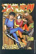 Samurai (1986 1st Series Aircel) 9