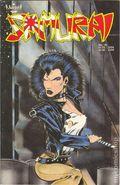 Samurai (1986 1st Series Aircel) 16