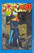 Samurai (1986 1st Series Aircel) 19