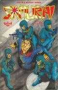 Samurai (1986 1st Series Aircel) 21
