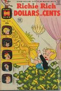 Richie Rich Dollars and Cents (1963) 50