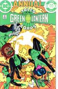 Tales of the Green Lantern Corps (1981) Annual 1