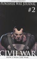 Punisher War Journal (2006-2009 2nd Series) 2B