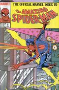 Official Marvel Index to Amazing Spider-Man (1985) 6
