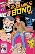 James Bond Jr. (1992 Marvel) 12