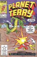 Planet Terry (1985 Marvel/Star Comics) 5