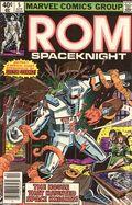 Rom (1979-1986 Marvel) 5