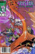 Saga of Crystar (1983 Marvel) 9