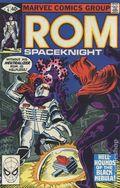 Rom (1979-1986 Marvel) 6