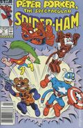 Peter Porker the Spectacular Spider-Ham (1985 Marvel/Star Comics) 16