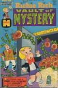 Richie Rich Vault of Mystery (1974) 1