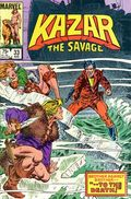 Ka-Zar the Savage (1981 Marvel) 33