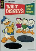 Walt Disney's Comics and Stories (1940 Dell/Gold Key/Gladstone) 321