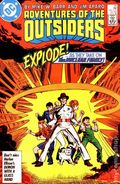 Batman and the Outsiders (1983 1st Series) 40