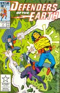 Defenders of the Earth (1987 Marvel/Star Comics) 4